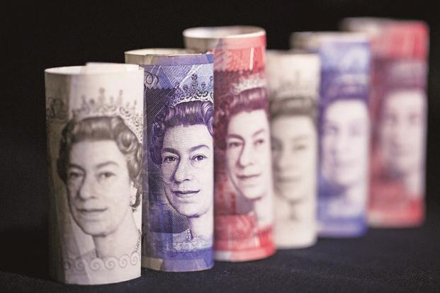 The pound climbed 1.1%  to $1.2639 as of 11.30 am London time. That pared its losses since the 23 June  vote to exit the EU to 15%. Photo: Bloomberg