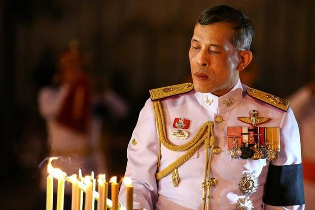 Maha Vajiralongkorn will also be known as Rama X, the tenth king in the Chakri dynasty that was founded in 1782. Photo: Reuters