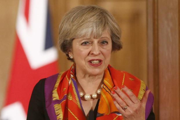 Prime Minister Theresa May has made controlling immigration a key priority after Britons voted to leave the EU in the June 23 referendum. Photo: Reuters