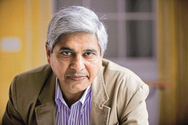 A file photo of foreign ministry spokesman Vikas Swarup. Photo: Hindustan Times