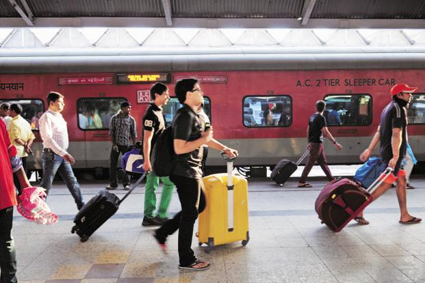With the new facilities IRCTC is aiming to provide the last mile connectivity to rail travellers. Photo: Indranil Bhoumik/Mint