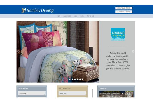During the last year, Bombay Dyeing took on board senior executives from companies such as Wal-Mart Stores Inc.'s Indian unit, Future Group and Samsung Electronics Co. Ltd.