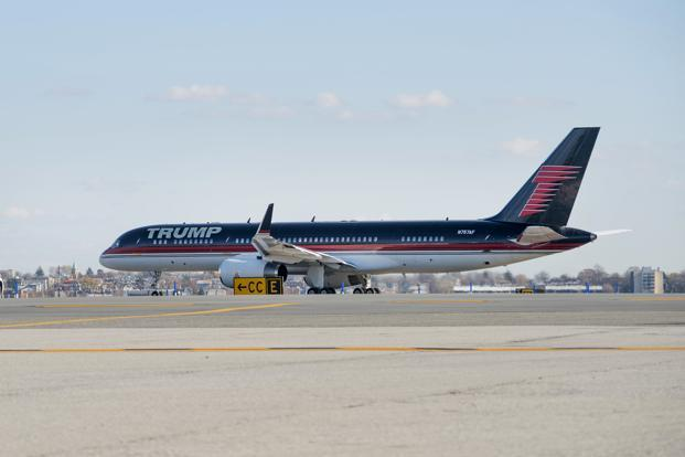 How Donald Trump S Private Plane Compares To Air Force One