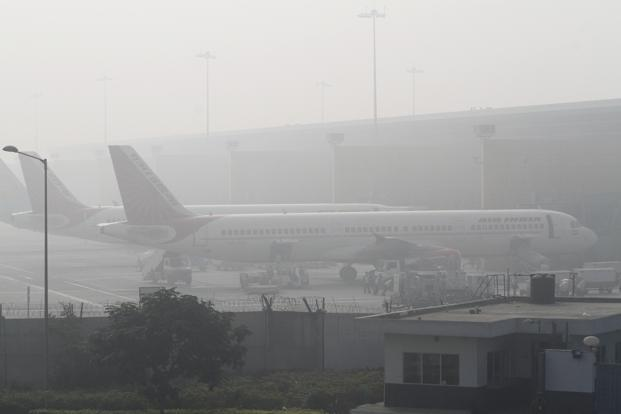 Jaipur Lucknow Airports Upgraded To Rescue Delhi Flights