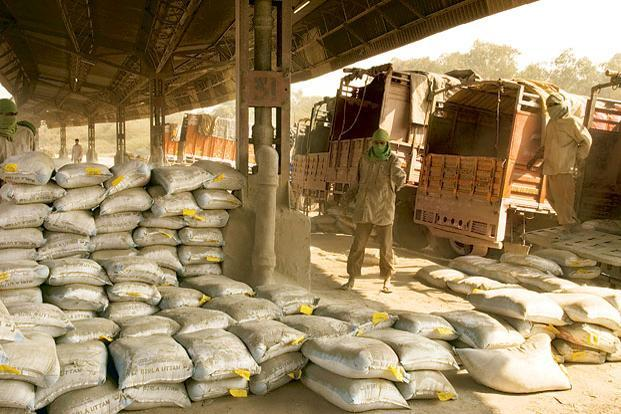 Not much is expected from cement companies in the December quarter since sales volume growth would continue to be weak. Photo: Hindustan Times