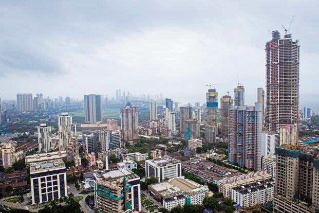 The increasing investments by private equity firms into realty projects in the past year is likely to slowly bring back confidence. Photo: Aniruddha Chowdhury/Mint