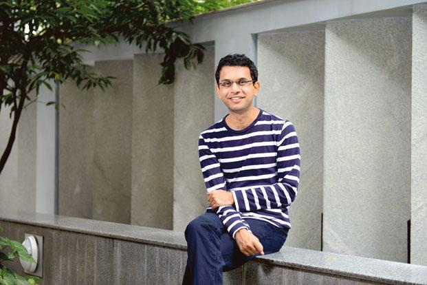 Rohan Murty says India is behind in terms of thinking of new forms of spectrum usage. Photo: Hemant Mishra/Mint