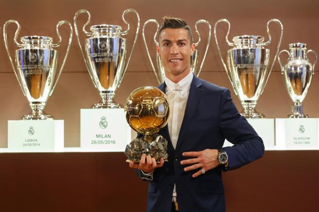 According to reports, Cristiano Ronaldo used tax havens to stash away €150 million ($160 million) he earned from image rights, an accusation he denies. Photo: AFP