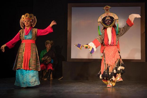 origin of indian dance in mythology