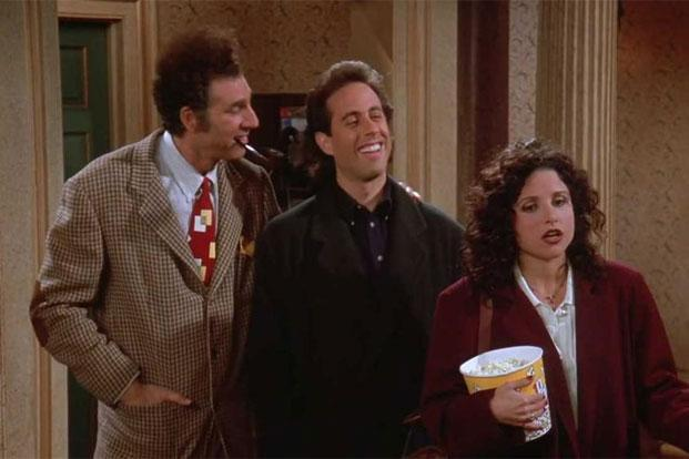 A still from 'Seinfeld'