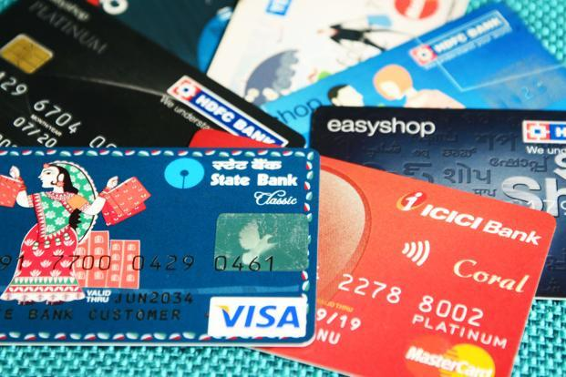 There are around 700 million debit cards out of which only 50 million cards are used for purchases in India. Around 400-500 million cards are used to only withdraw cash. Photo: Ramesh Pathania/Mint