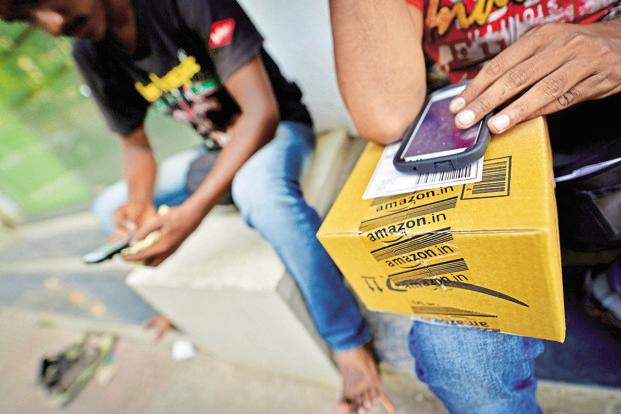 Amazon Pay Balance will enable smoother checkouts, store balance and faster refunds on the Amazon India e-commerce platform. Photo: Aniruddha Chowdhury/Mint
