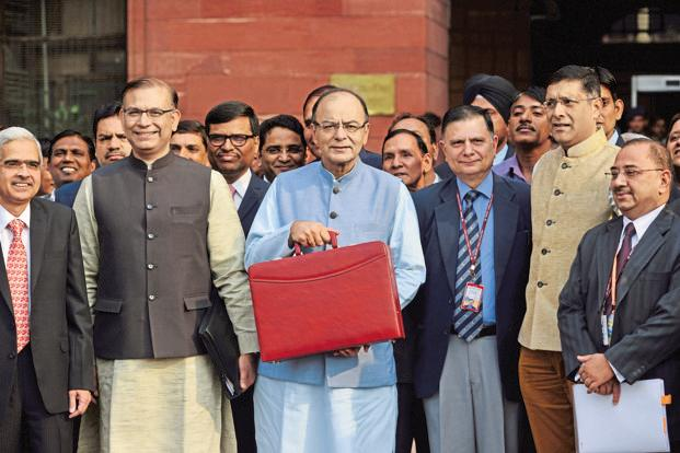 Finance minister Arun Jaitley. The Union Budget 2017 will be presented on 1 February. Photo: Pradeep Gaur/Mint