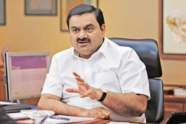 Gautam Adani, chairman of the Adani group. Photo: Reuters