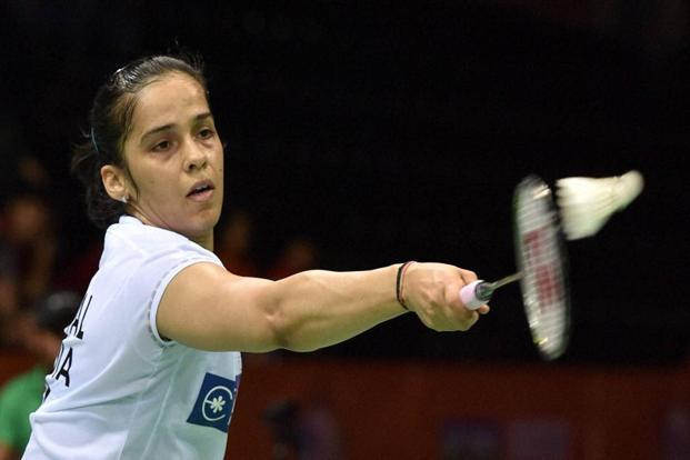 Saina Nehwal lost in the quarter-finals of the Macau Open recently. Photo: Vijay Verma/PTI