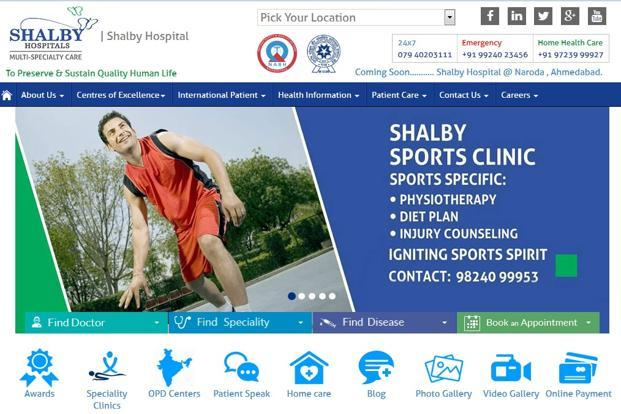 Shalby hospital ipo date