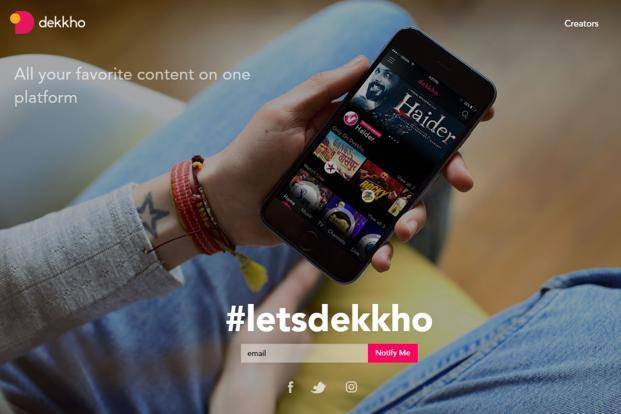 Dekkho is an over-the-top content provider similar to Netflix and Amazon Prime Video, except it does not charge its users.