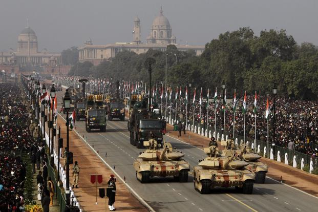 In 2016, India overtook Saudi Arabia and Russia to become one of the top five defence spenders for the first time, says Jane's Defense Budget report by IHS Markit. Photo: AP