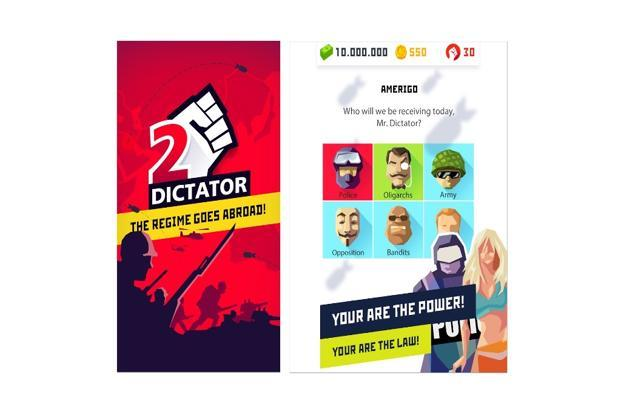 Dictator 2 is a strategy game filled with political machinations