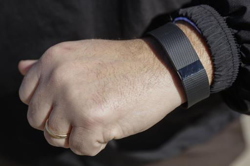 Fitbit, the market leader for wearables, is struggling to maintain its top spot, facing slowing demand and heavier competition from Apple on the premium end as well as cheaper knockoffs. Photo: AP