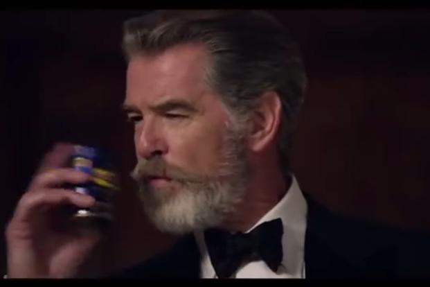 Hollywood actor Pierce Brosnan, best known for his role as James Bond, drew flak endorsing Pan Bahar.