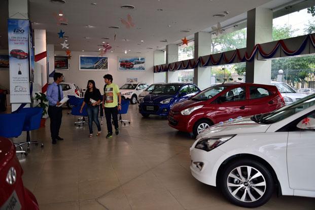 skid car sales skid at maruti hyundai in december livemint