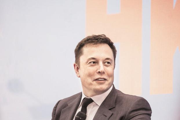 Elon Elon Musk. Photo: Bloomberg