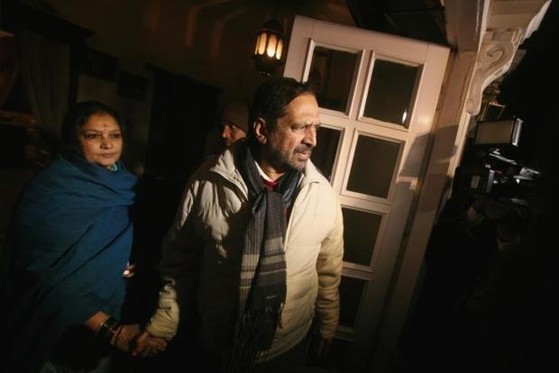 File photo. Suresh Kalmadi spent nine months in jail after the allegations, stemming from the 2010 Commonwealth Games in Delhi. Photo: Reuters