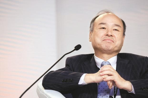 Masayoshi Son. Photo: Ramesh Pathania/Mint