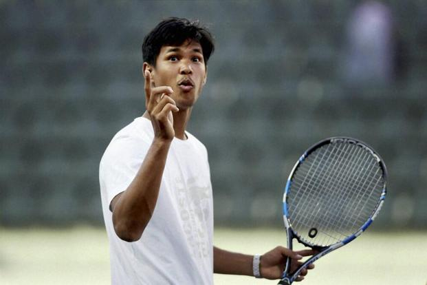 Somdev Devvarman was India's star singles player since he first broke into the scene in 2008. Photo: PTI