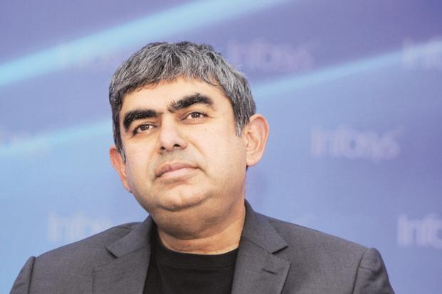 Vishal Sikka. Photo: Sharp Image/Mint