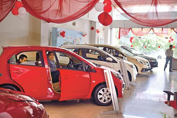 That the note ban hit the rural and lower-end of the market was also evident in passenger car sales. Photo: Prdaeep Gaur/Mint