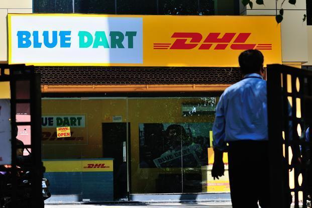 A little less than a quarter of Blue Dart's revenue (around 23%) come from e-commerce logistics. This segment is estimated to have been worst hit by the cash crunch. Photo: Priyanka Parashar/Mint