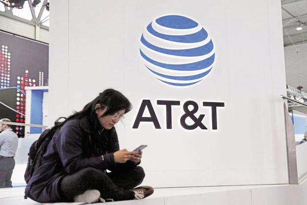 AT&T said it plans to test its high-speed wireless 5G network, which reached speeds of 14 gigabits per second in lab trials. Photo: Reuters