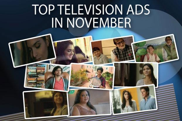 These top ads are selected on the basis of their score on the ad reach index. This score is calculated by multiplying the awareness score and the brand recall score and the brand recall score and dividing this by 100.