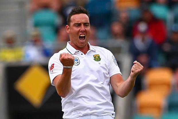 South African fast bowler Kyle Abbott. Photo: Reuters