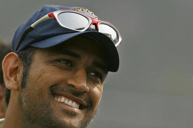 A file photo of Mahendra Singh Dhoni. Photo: Reuters