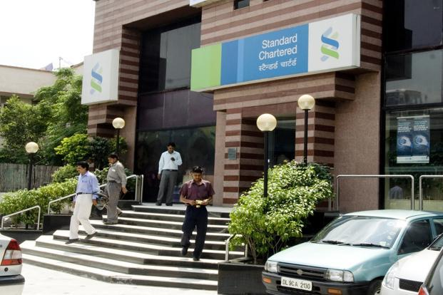 Standard Chartered Bank has a presence in 67 countries across the globe. Photo: Mint