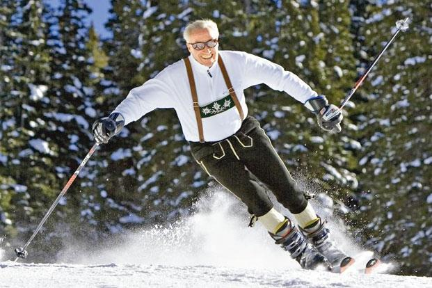 Klaus Obermeyer. Photo: Aspen Digital Stock