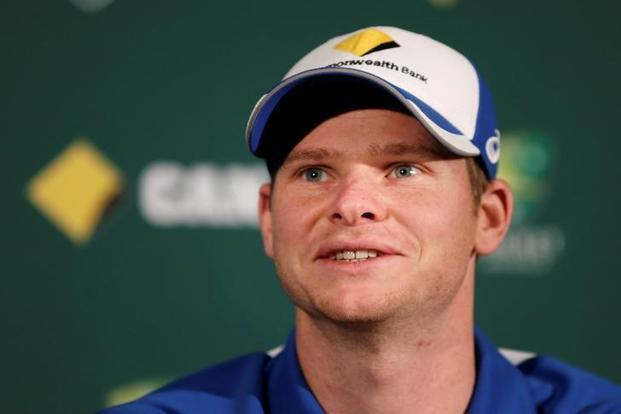 A file photo of Australia captain Steve Smith. Photo: AFP
