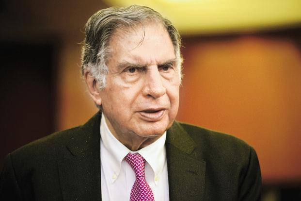 File photo. Ratan Tata, in a handwritten letter dated 24 September 2013, seemed alarmed by the conflict of interests between Mistry's family business and Mistry's position as chairman. Photo: Pradeep Gaur/Mint