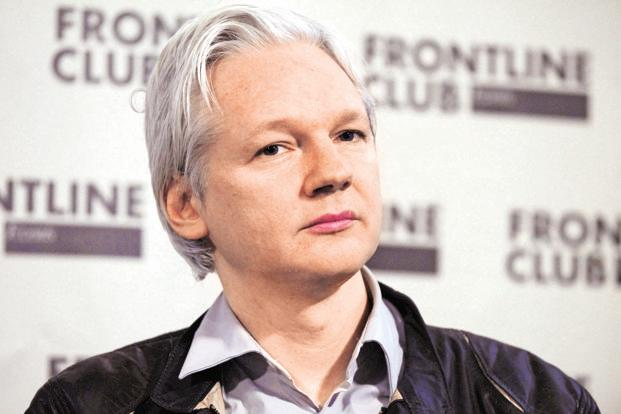 WikiLeaks did favour a candidate in the election simply by publishing the emails. Photo: Reuters