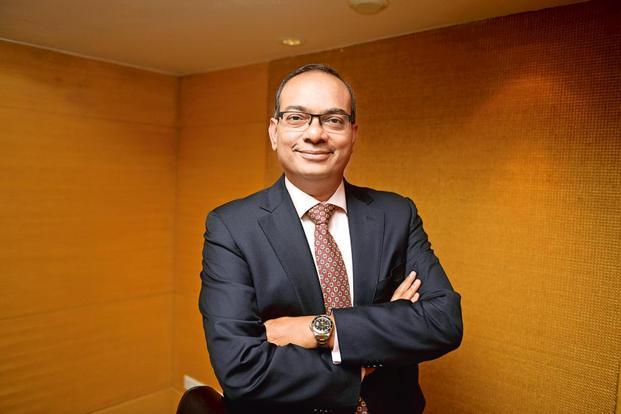 WNS chief executive officer Keshav Murugesh. Photo: Abhijit Bhatlekar/Mint