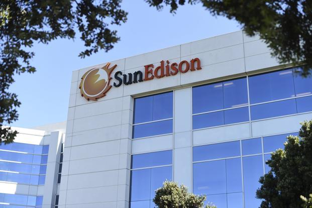 SunEdison, which filed for bankruptcy protection in April, listed $16.1 billion of debt in court filings, making it the biggest US bankruptcy of 2016. Photo: Reuters
