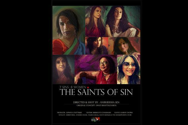 'The Saints Of Sin', a documentary, is about eight women and the specific sins they embody.
