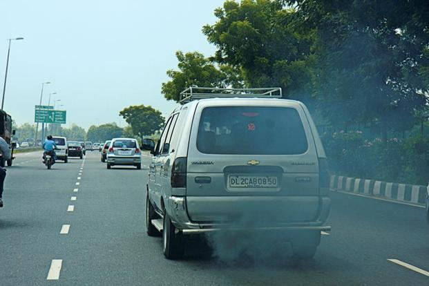 Introduced in 2000, the Bharat norms are emission control standards put in place by the government to keep a check on air pollution. Photo: HT