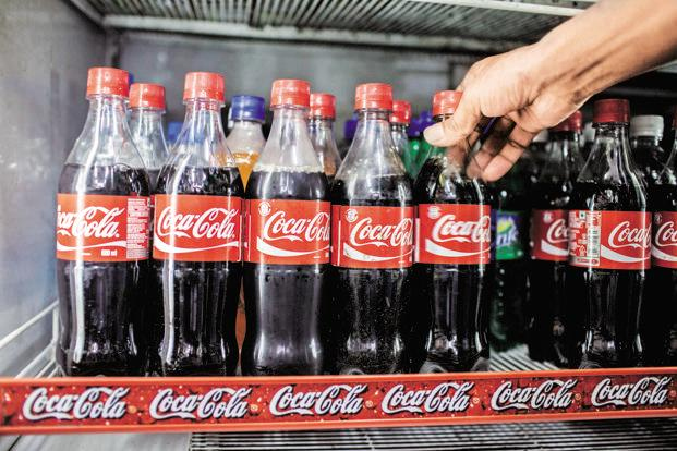 The announcement comes at a time when Coca-Cola has been struggling to grow in India. Photo: Bloomberg