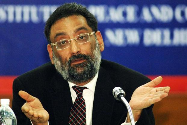 J&K finance minister Haseeb Drabu. Photo: AFP