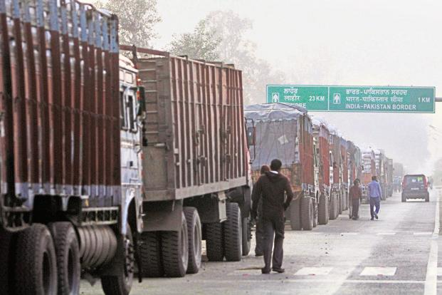 Jammu and Kashmir govt  seeks four new trade routes with Pakistan
