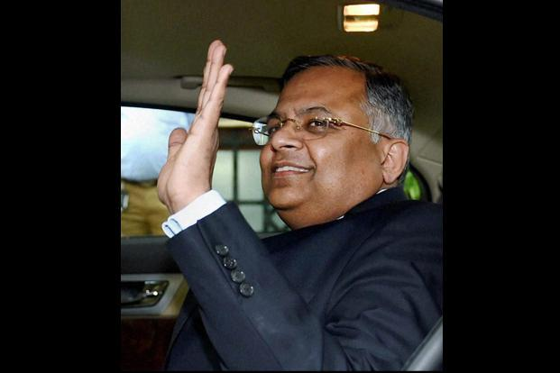 New Tata Sons chairman N Chandrasekaran. Tata Consultancy Services contributes over 90% of Tata Sons total dividend income. If growth stutters at the firm due to change in leadership, the entire group will be affected adversely. Photo: AP